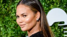 Chrissy Teigen Just Put The Freshest Spin On The Choker Trend