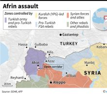 Turkey 'to expand Syria op' to other Kurdish-held towns