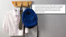 Single mum calls for ban on 'extortionate' £200 school uniform costs