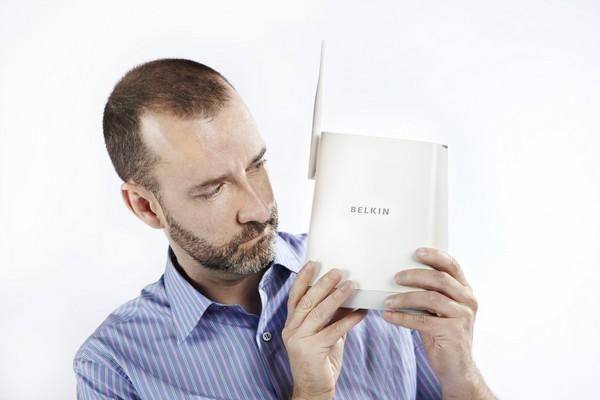 Belkin Conserve Gateway will track your whole home energy usage, confuse this guy