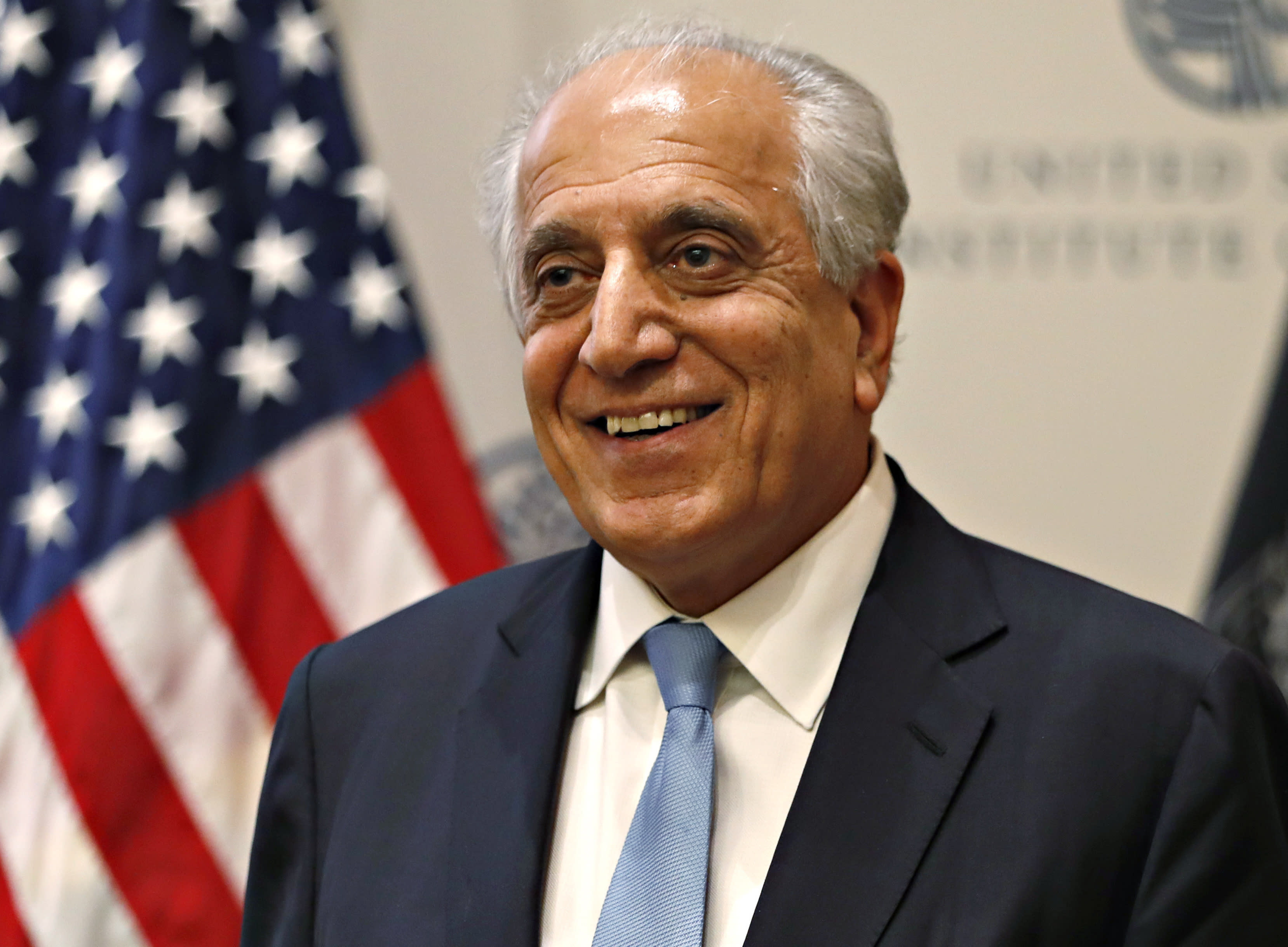 US, Taliban peace talks 'most productive session': envoy Khalilzad
