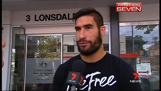 Tamou to become Aussie citizen
