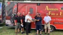 Spartan Motors' Dedication To First Responder Safety Was On Display At The 40th Annual Michigan Firemen's Memorial Festival