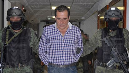 Ruthless Mexican drug lord dies while in custody