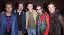 *NSYNC Immersive Experience Headed to Hollywood Ahead of Walk of Fame Star Dedication