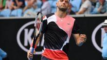 US Open (H) - US Open: Grigor Dimitrov s'arrête au deuxième tour