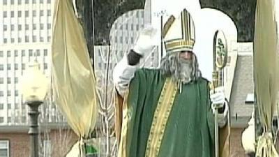 Banned Groups To Hold 2nd St. Pat's Parade