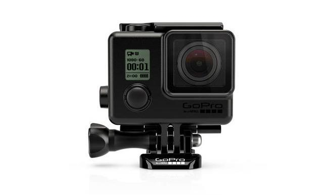 GoPro's new Blackout housing is ideal for shooting those covert operations