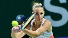 Pliskova defeats sluggish Williams in Singapore