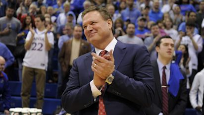 Bill Self might retire before he turns 60