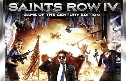 Saints Row 4 'Game of the Century' Edition spotted on Amazon [Update]