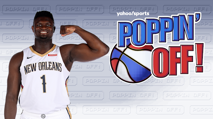 Poppin' Off with Zion Williamson