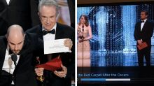 Oscars 2017: Was Leonardo DiCaprio to blame for Warren Beatty's epic fail?