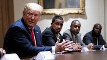 As Trump courts Black voters, critics see a 'depression strategy'