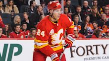 Flames DHamonicfirst NHL player to opt out of season