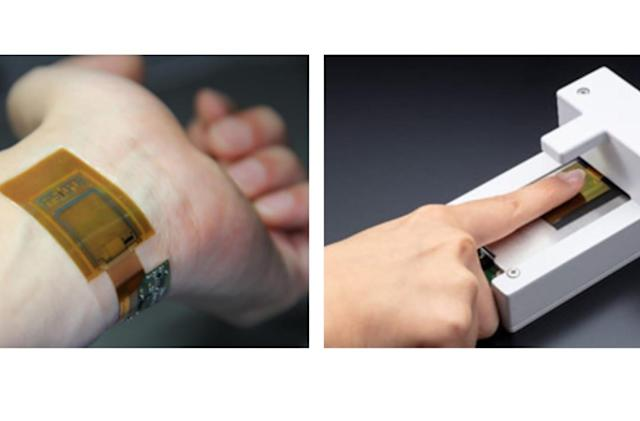 JDI's ultrathin biometric sensor is built for 'high security' authentication