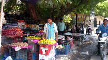 Street traders losing 'right to shade' under trees