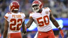 Marcus Peters actively recruited former Chiefs teammate Justin Houston to join Ravens