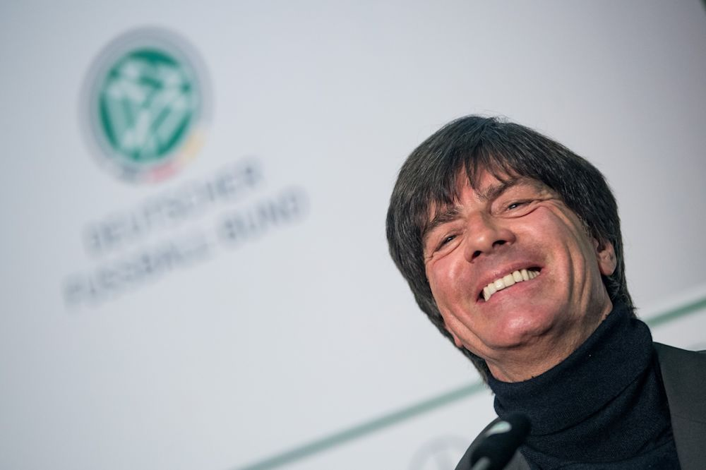 Löw: Vertrag beim DFB bis 2020 verlängert.