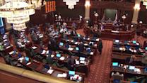 Special session called for pension reform