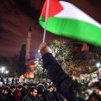 Erdogan risks diplomatic spat with Israel over Jerusalem