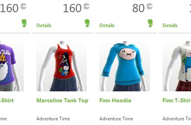 Adventure Time items gallivant off to Xbox Live Marketplace