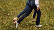 M&S launches new 'magic jeans' with tummy flattening technology