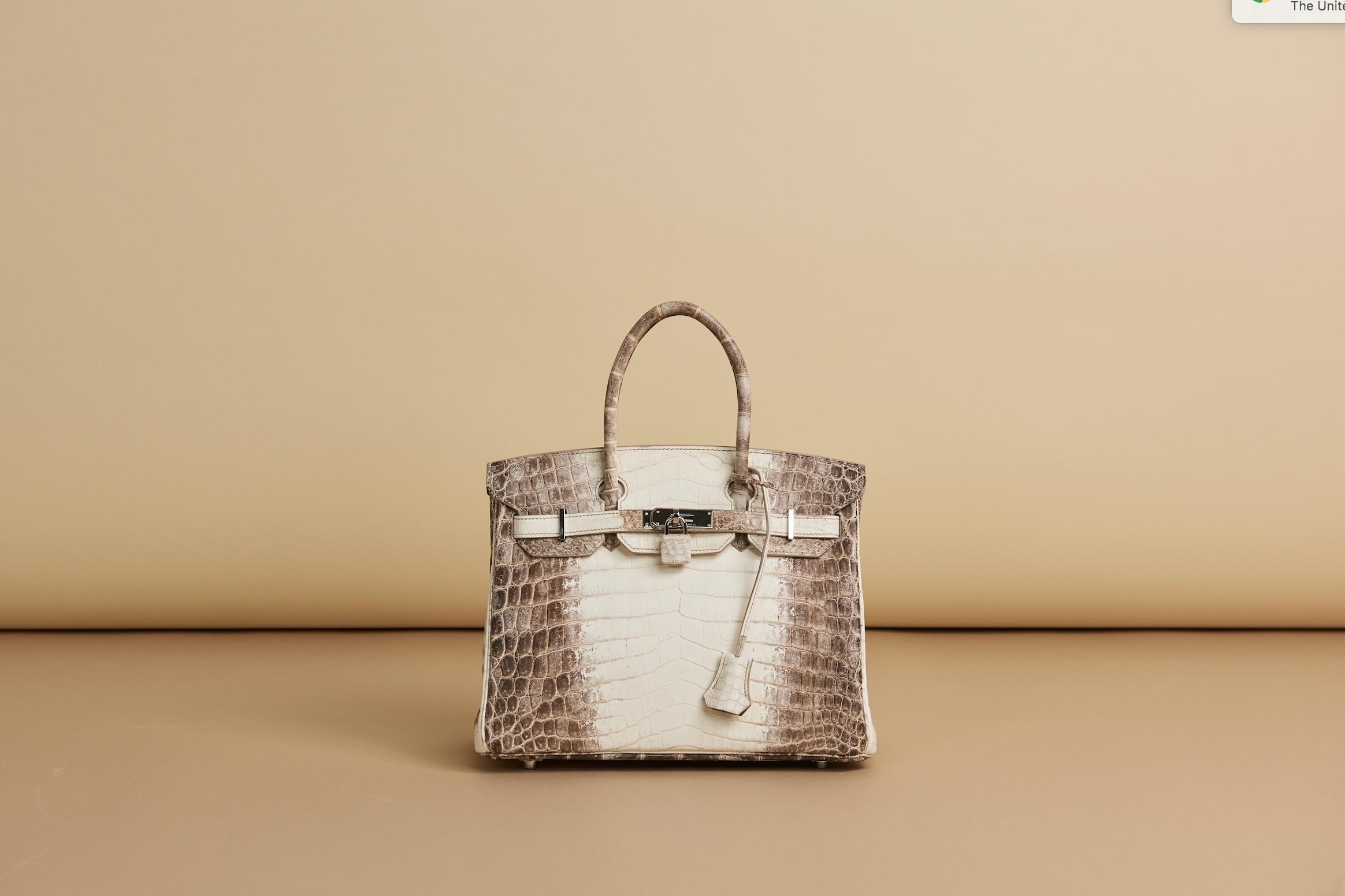 867b9ec819 The resale luxury handbag market is booming