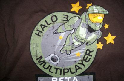 Fanswag: Halo 3 beta T-shirt Giveaway Day 6