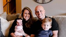 Justin Stepp's daughter was born 6 weeks premature. This is how the family persevered