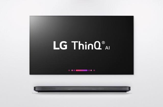 LG's 2018 TVs now work with Amazon Alexa