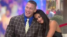 John Cena and Nikki Bella Step Out Together for First Time in 4 Weeks After Calling Off Wedding