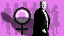 Republican women running for office find politics is all about Trump