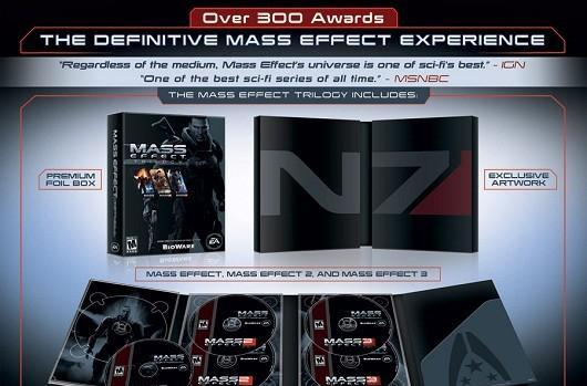 Mass Effect Trilogy DLC gets down on PC and Xbox 360, PS3 info to come