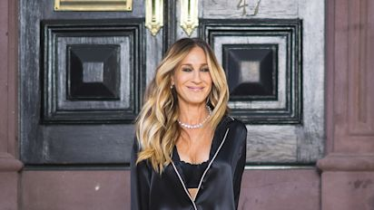 53-year-old Sarah Jessica Parker stuns in lingerie campaign -- but says she still struggles with insecurities