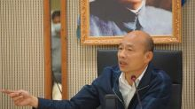 韓國瑜不斷「被參選」 網:綠營真的是非常怕他