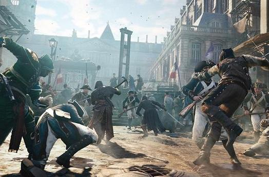 Walk like an Altair at the SDCC Assassin's Creed Experience