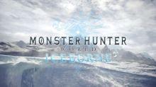 'Monster Hunter World: Icebourne' expansion arrives fall 2019