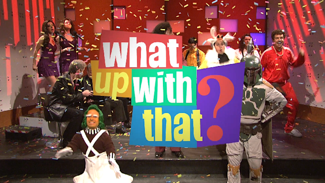 What Up With That?: Movies