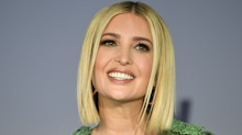 Ivanka Trump shows off dramatic new cropped hairdo