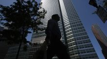 Goldman shares rise as rivals line up to take stakes in bank's 'Simon' investing app