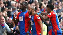Benteke rescues a point for Crystal Palace as Leicester let slip a 2-0 lead
