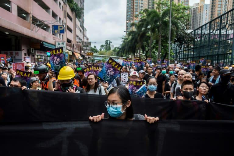 Hong Kong pro-democracy 'sins' fuel boycott calls in China