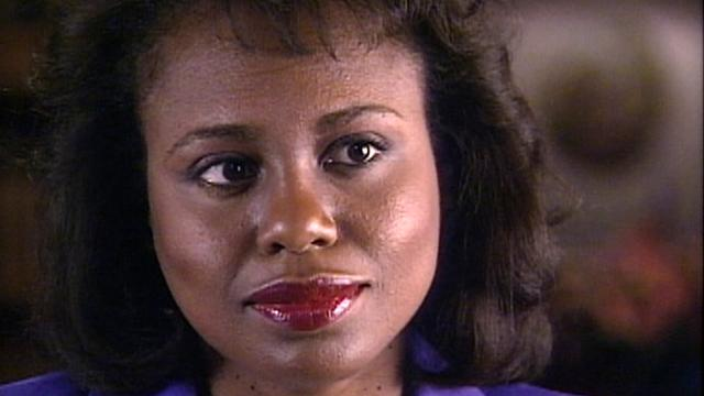 A look back at Anita Hill's first big TV interview