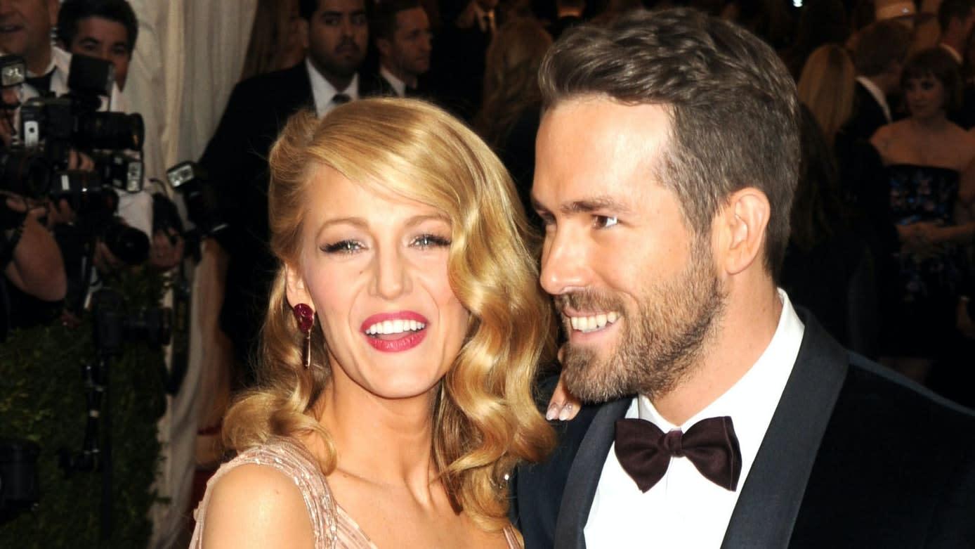 Blake Lively pokes fun at first-time US voter Ryan Reynolds