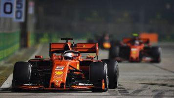 Erlösung in Singapur - Vettel meldet sich mit Sieg zurück