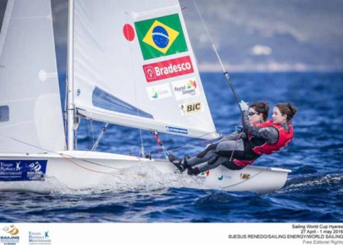 IV Copa Brasil de vela terá dupla campeã olímpica