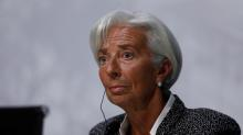 Plane carrying IMF's Lagarde makes emergency landing in Argentina: media