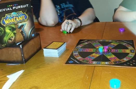 Enter to win Trival Pursuit World of Warcraft Edition