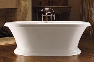 MTI Whirlpools' Stereo H2O throws tunes in the tub